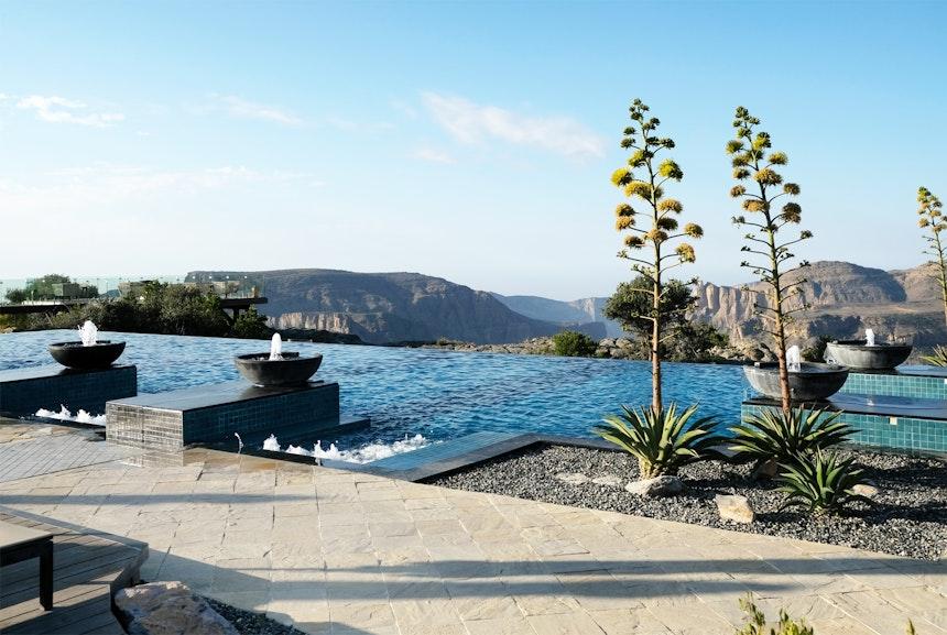 Infinity Pool in spektakulärer Lage