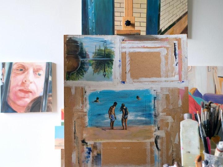 Carola Goellner Atelier 3