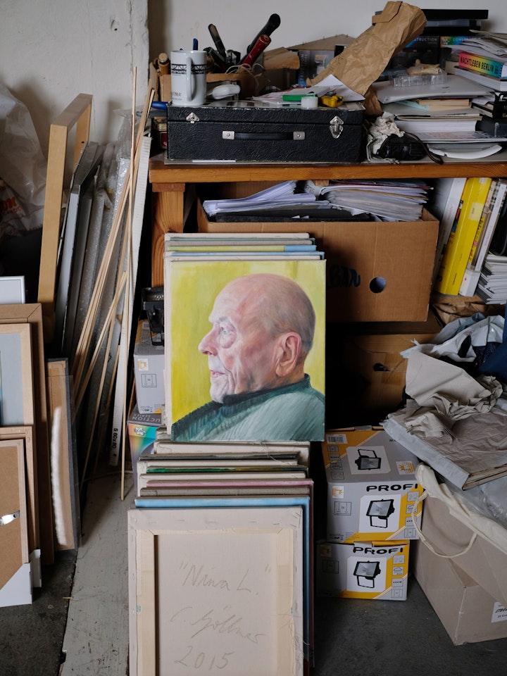 Carola Goellner Atelier 14