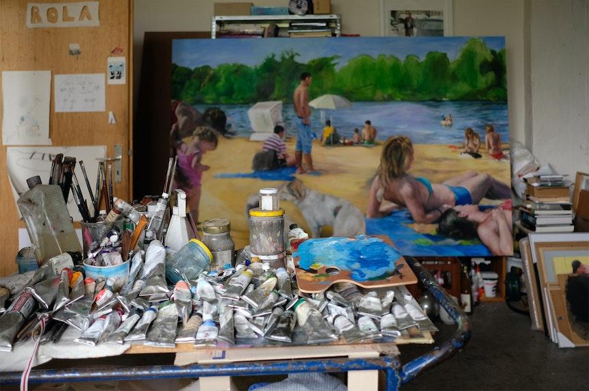 Carola Goellner Atelier 26