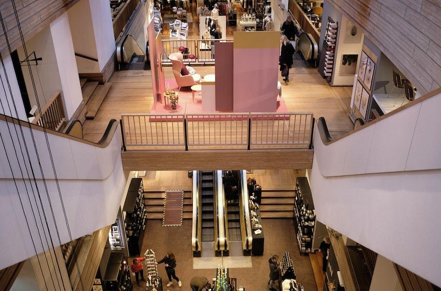 Illums Bolighus, Design-Kaufhaus