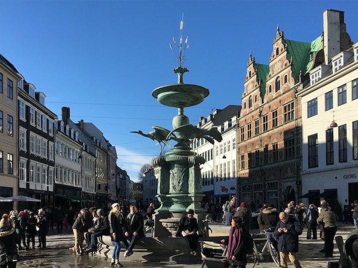 Kopenhagen Brunnen