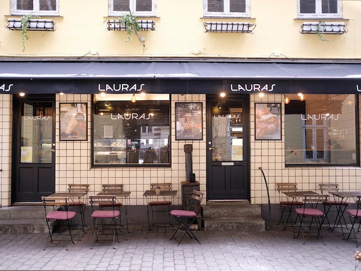 Lauras Bakery, Værnedamsvej 4A