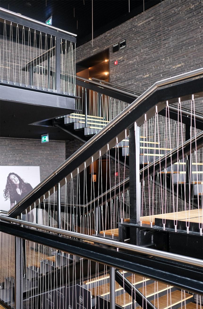 Theater am Hafen: Schauspielhaus, Entwurf Lundgaard & Tranberg