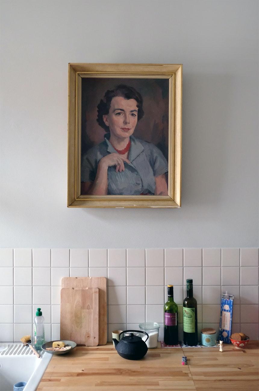 Porträt von Milli Bau, Wandfarbe »Skylight«, F&B