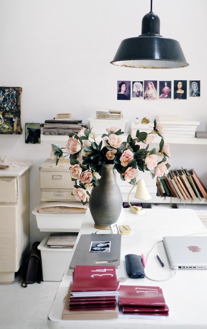 Jools' Vintage Arbeitszimmer
