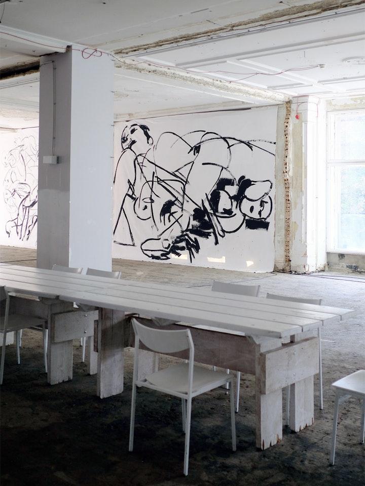 Luciano Castelli Kaufhaus Jandorf 36