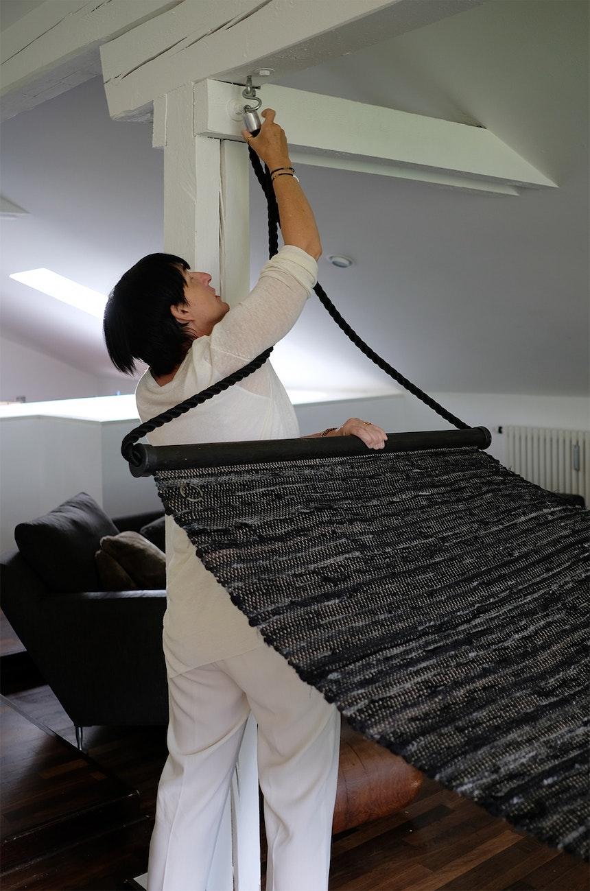 Fliegender Teppich – LPJ Rug mal anders gedacht