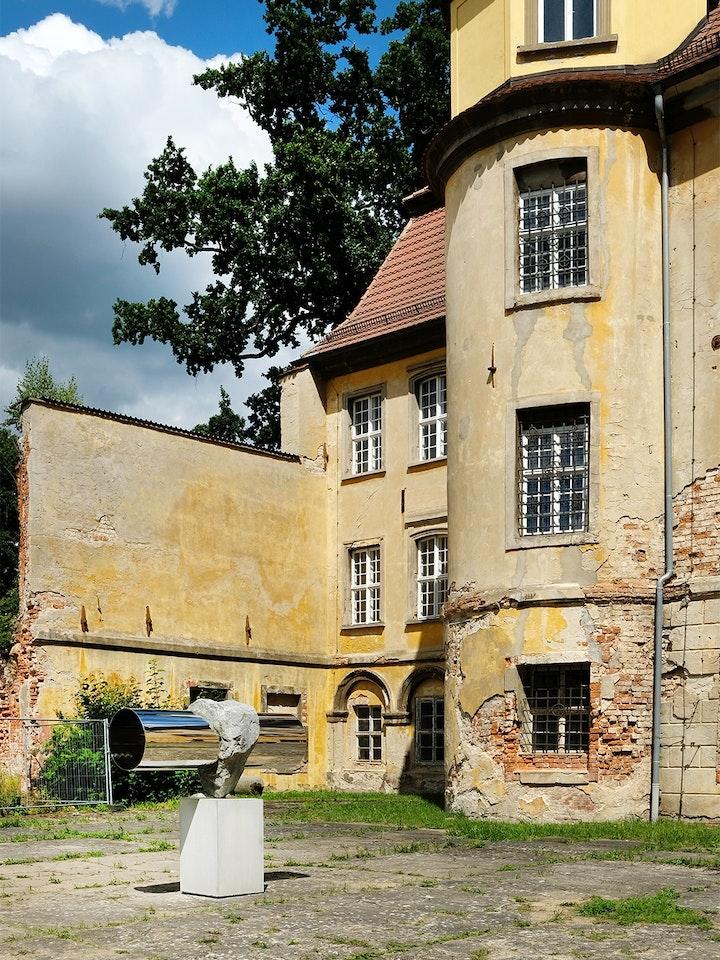 Schloss Lieberose Rohkunstbau 13