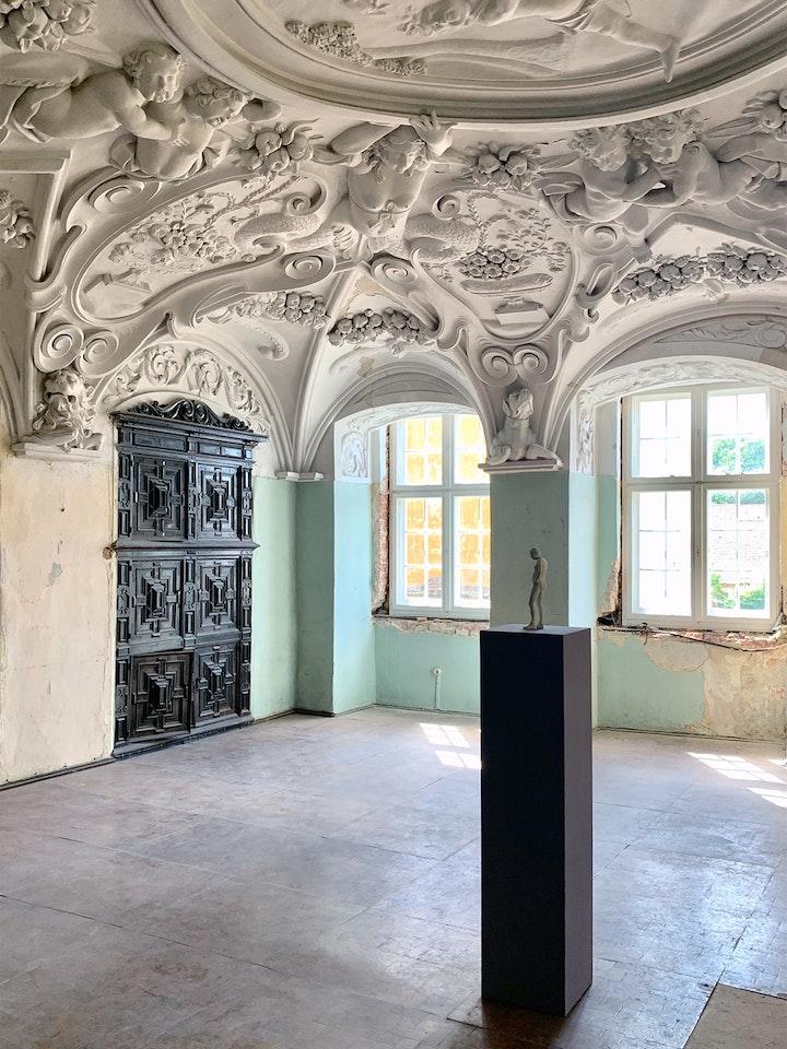 Schloss Lieberose Rohkunstbau 44