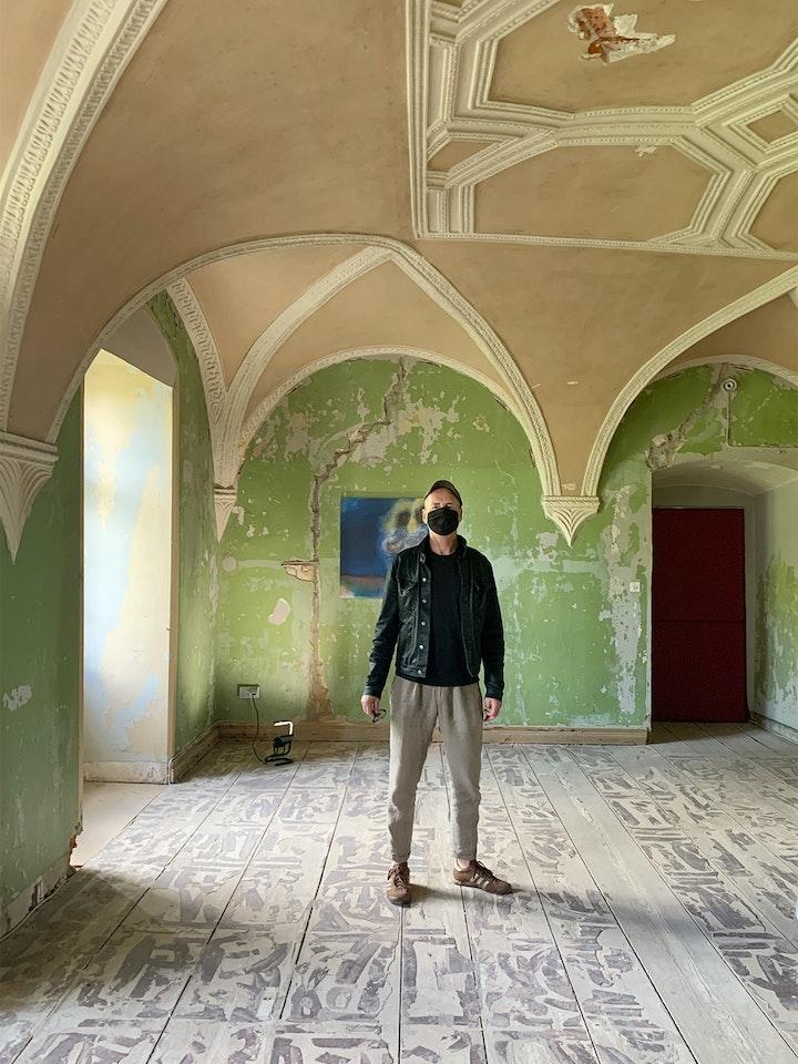 Schloss Lieberose Rohkunstbau 47
