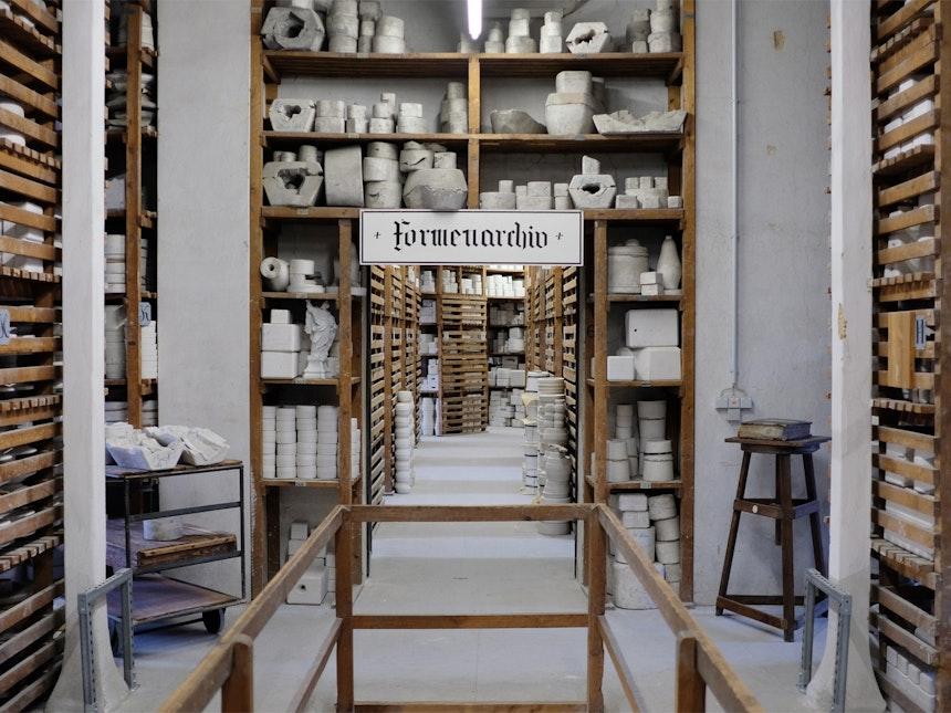 Willkommen in der staatlichen Porzellan-Manufaktur MEISSEN!