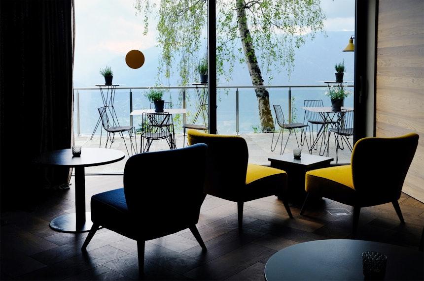 Mal Lounge, mal Kinosaal und sehr bequeme Sessel zum »Fern« sehen