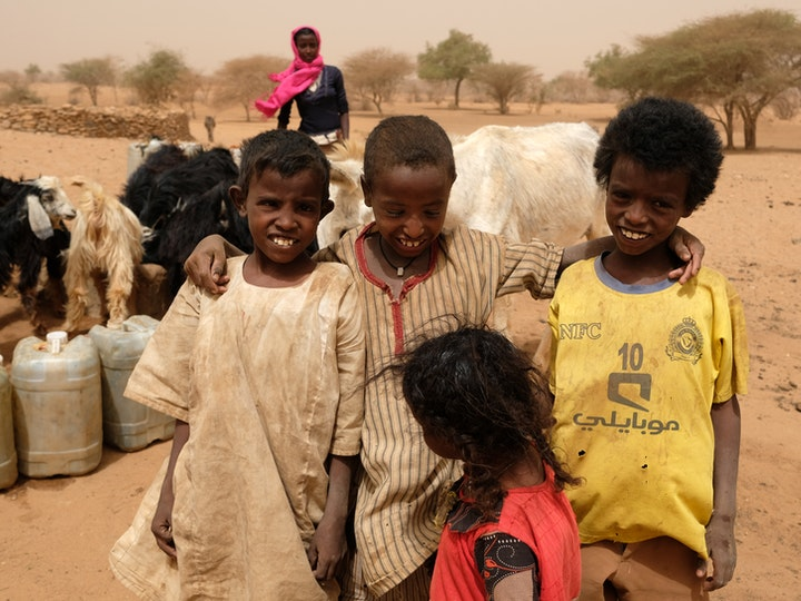 Naga Project Sudan 14