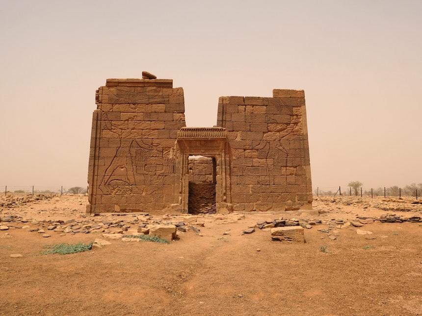 Naga Project Sudan 31