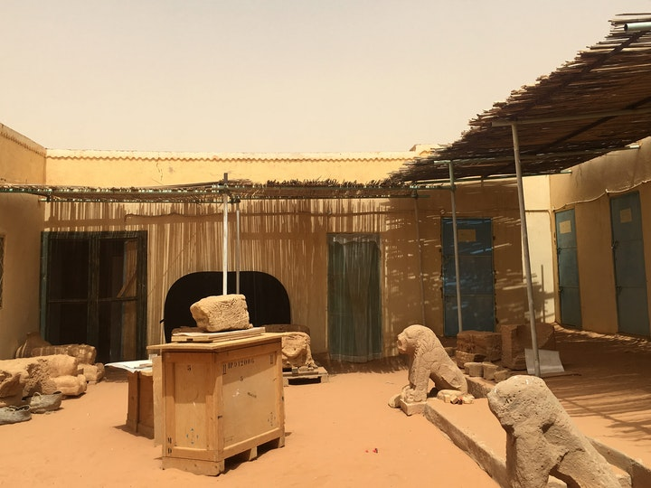 Naga Project Sudan 41