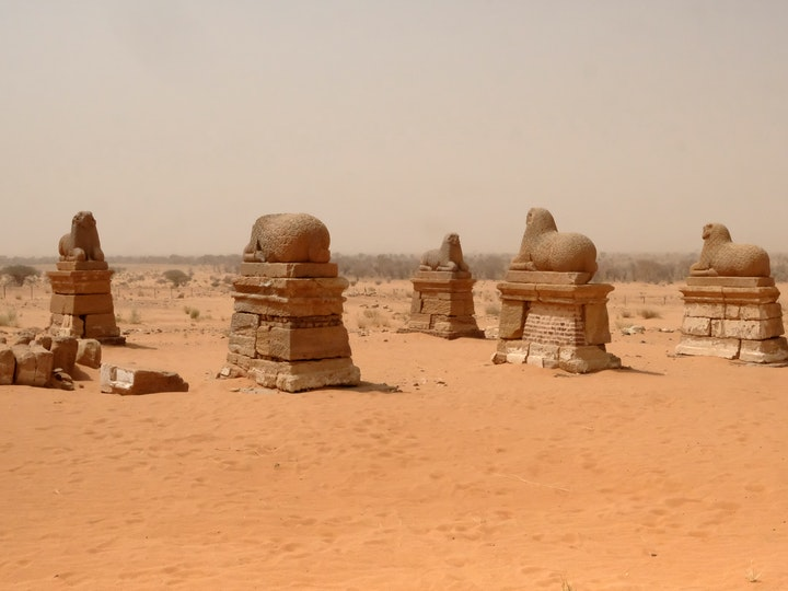 Naga Project Sudan 7
