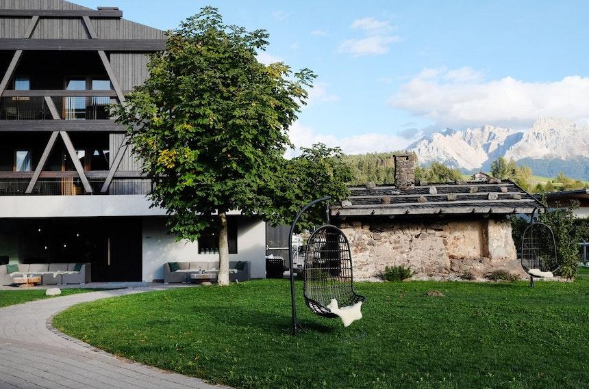 Hotel Pfösl – Tradition und Moderne vor beeindruckender Bergkulisse