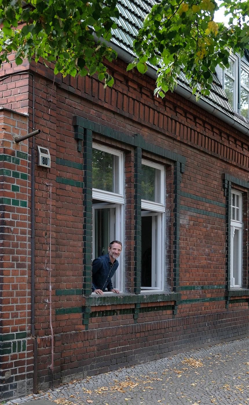 Unter Denkmalschutz – Die Ruthenbergsche Industriesiedlung in der Lehderstraße in Weißensee