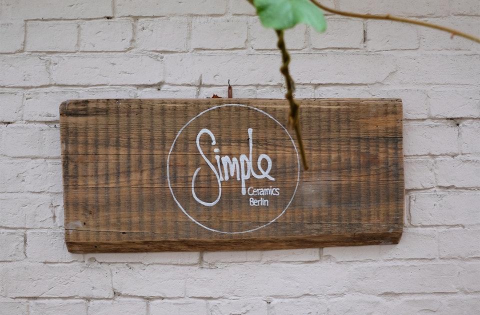 Willkommen bei Simple – Keramik, handgemacht in Berlin