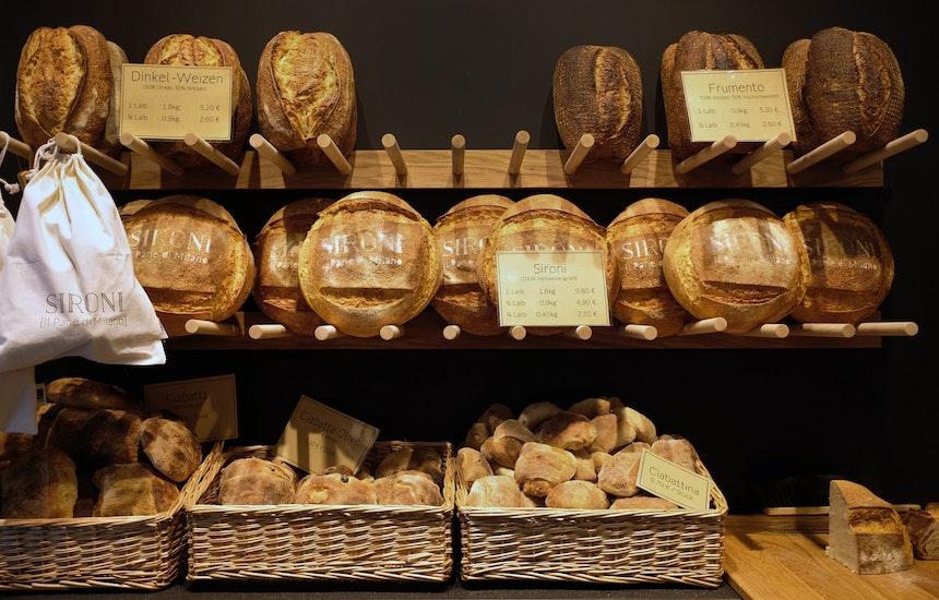 Pane, Ciabatta, Ciabattina – Il Pane di Milano