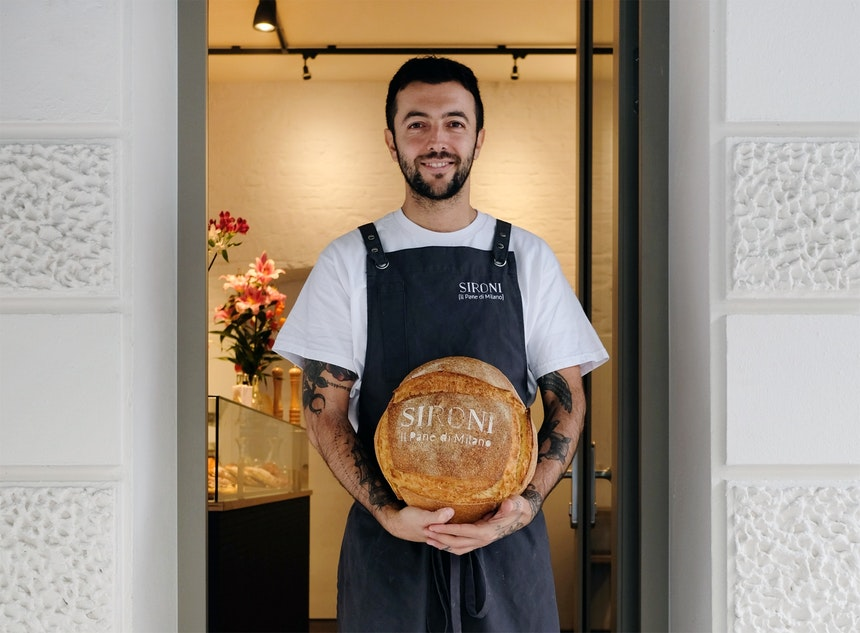 Now open – Die Sironi Bakery Schöneberg