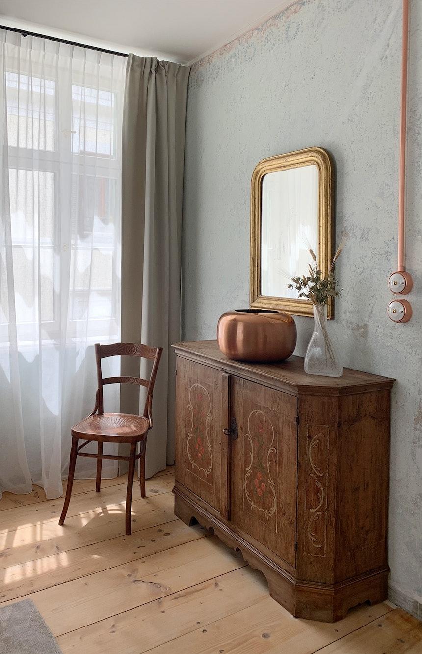 Jede Suite, jeder Raum, jede Ecke ist »anders schön«