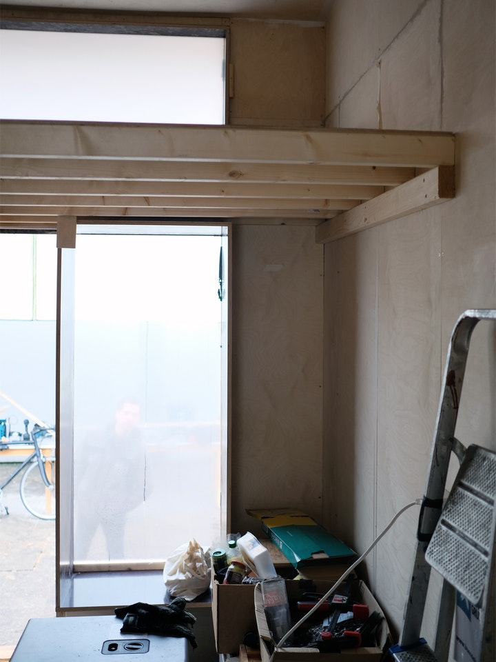 Tinyhouse Interior Projekt 48