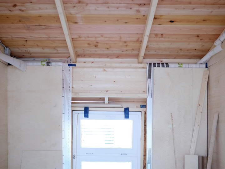 Tinyhouse Interior Projekt 50