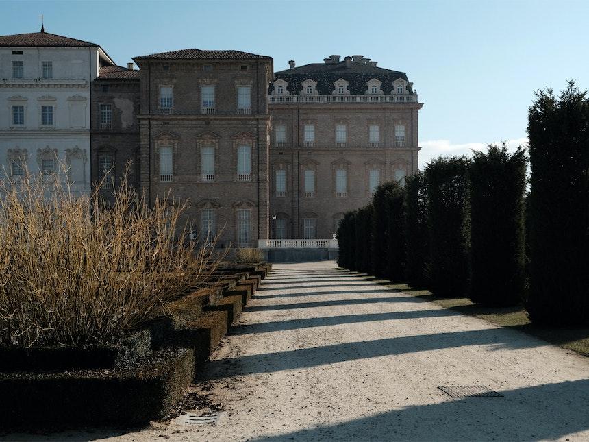 Venaria Reale Turin Peter Lindbergh 11