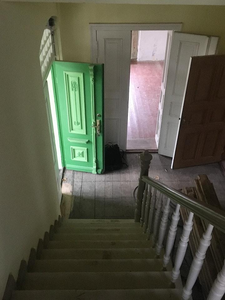 Villa Auguste Uckermark Vorher 6