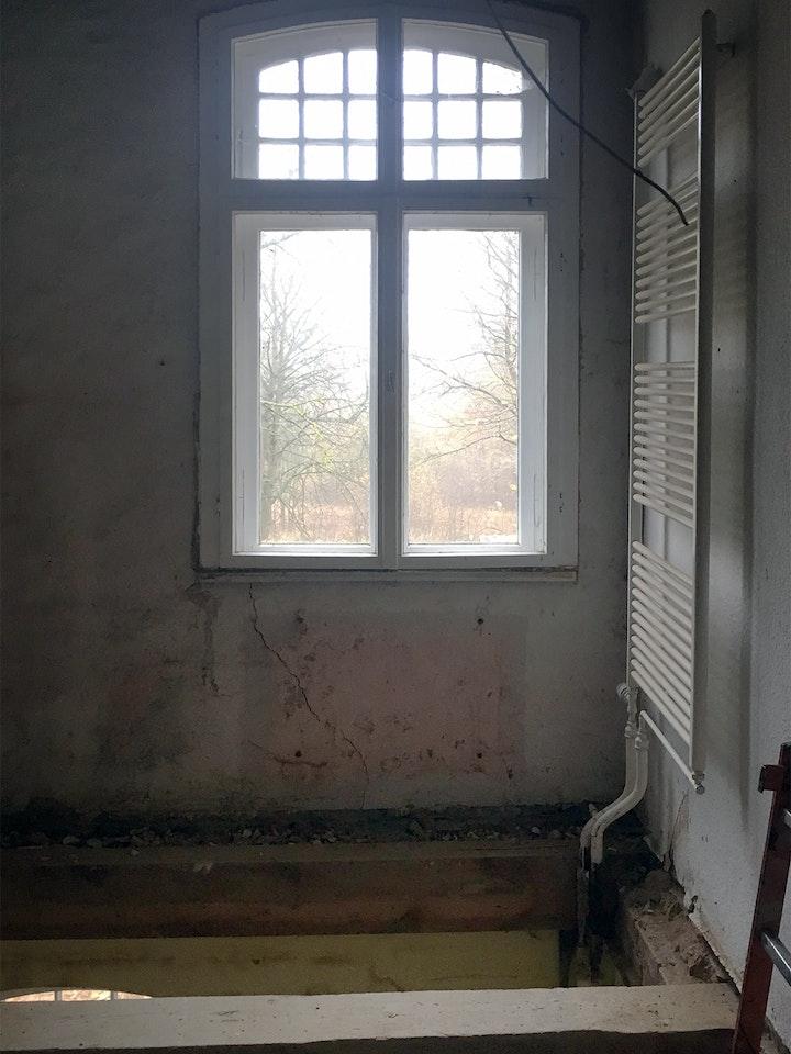 Villa Auguste Uckermark Vorher 8