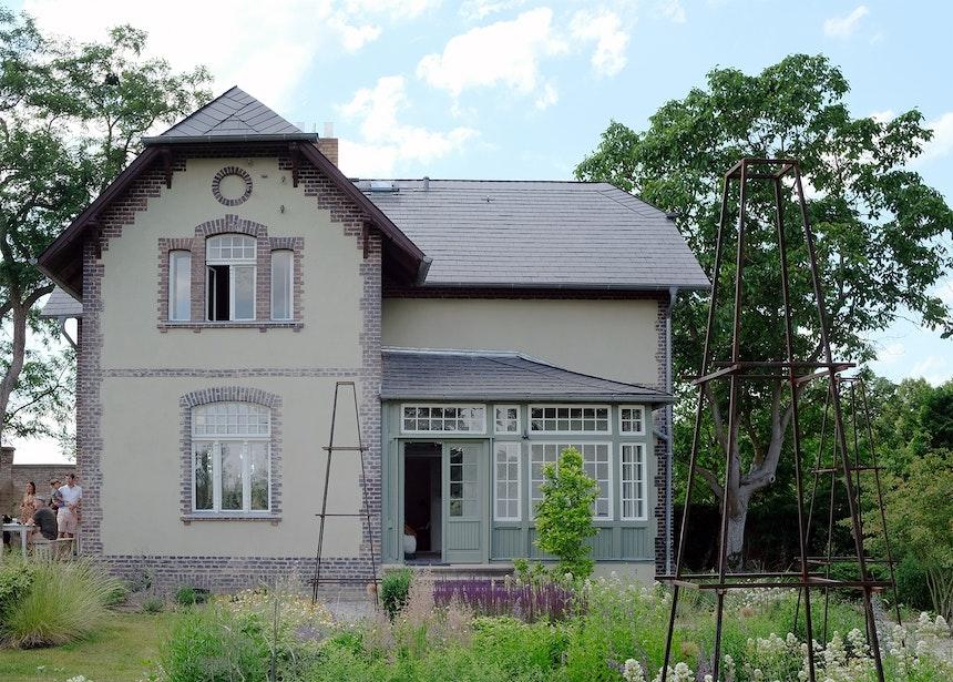 Die Villa Auguste – Erbaut um 1905 und von den jetzigen Besitzern mit viel Zeit und Herzblut in ein ganz besonderes Feriendomizil verwandelt