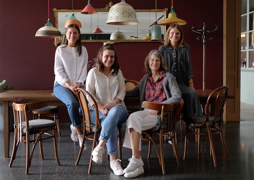 Herzallerliebste Gastgeberinnen – Die Schwestern Paula, Lea, & Judith mit Mama Heidi