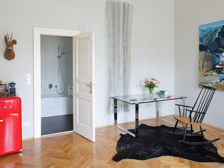Altstadt Vienna Suite Seehof Suite