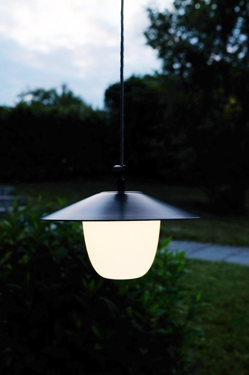 Zwei Helligkeitsstufen sorgen für perfekte Beleuchtung
