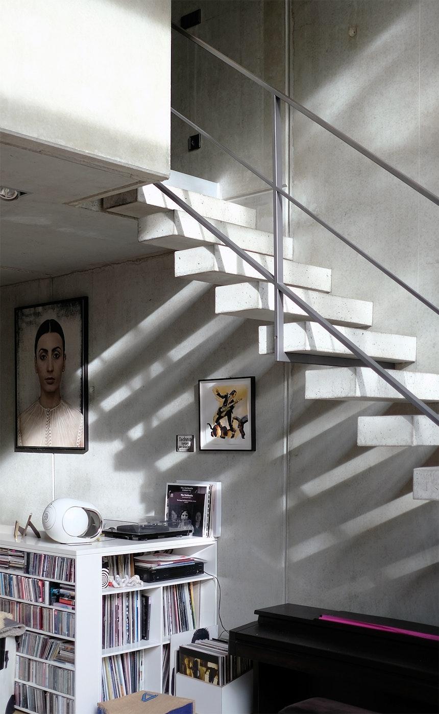 Music Corner, Wireless Speaker Phantom Reactor Iconic White (Devialet)