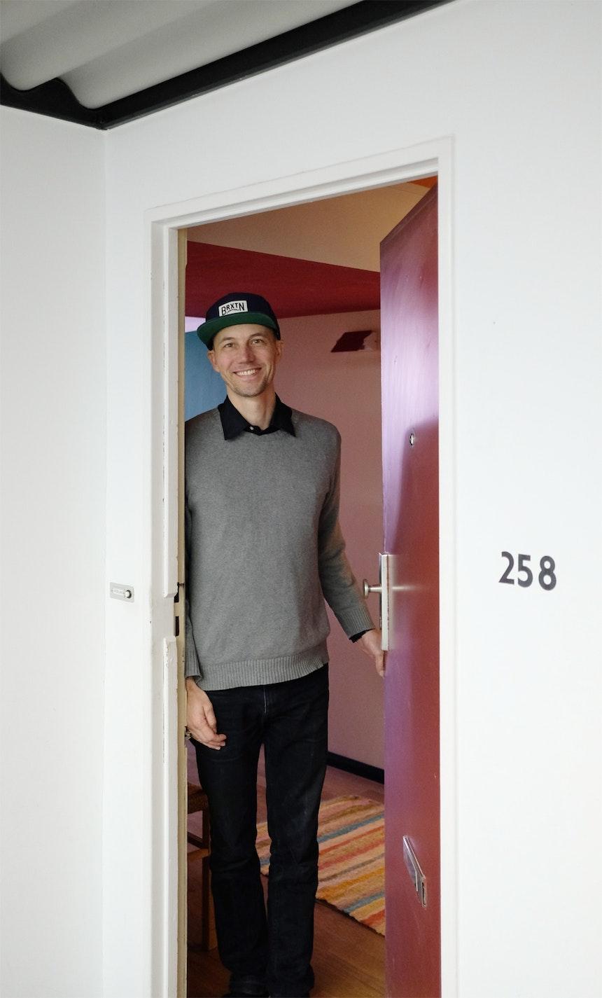 Apartment 258 – Hier wohnen Henrik & Natalia Svedlund