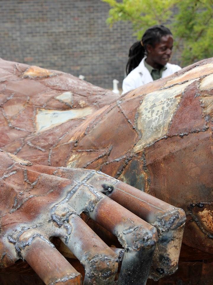 Artist Oneday Manhango Harare Simbabwe 15