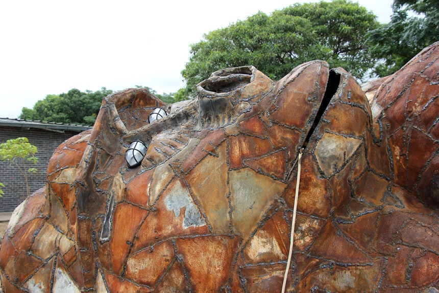 Artist Oneday Manhango Harare Simbabwe 8
