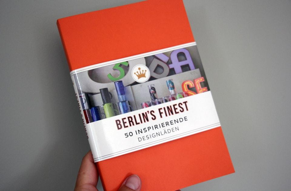 Berlins Finest Blick Ins Buch 1