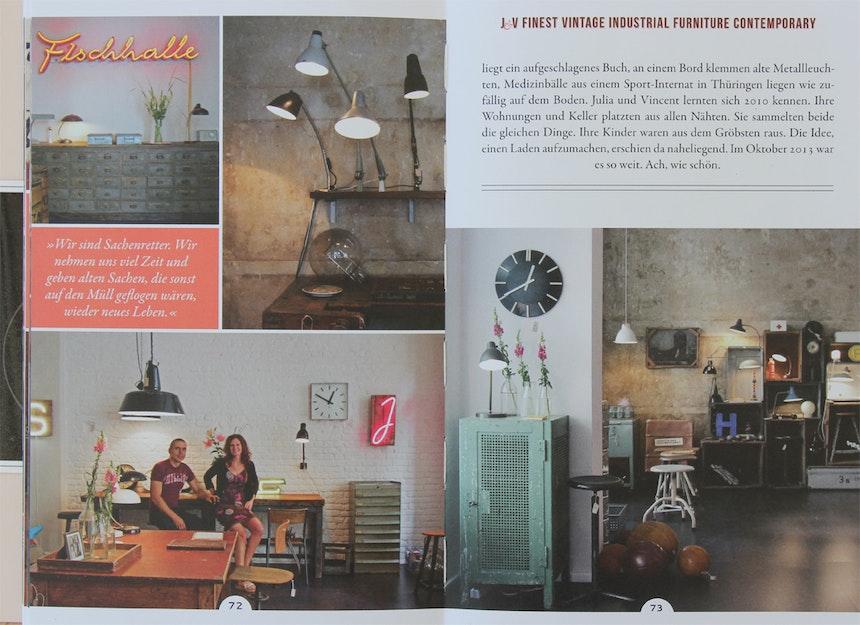 J&V Finest Industrial Furniture