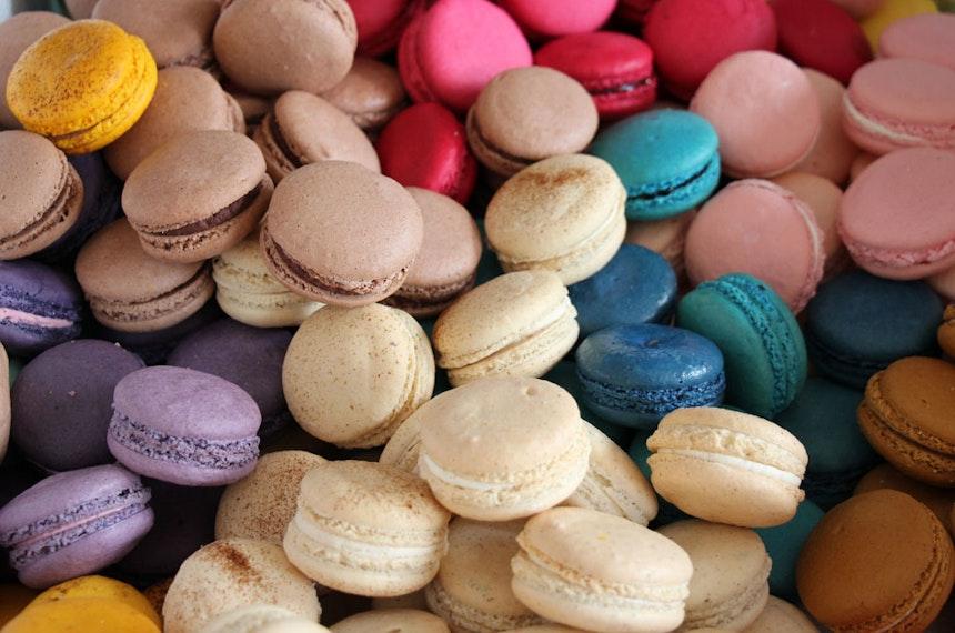 Makrönchen – Macarons