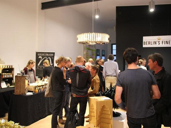 Berlins Finest Book Release Designausstellung Im Gilka 17