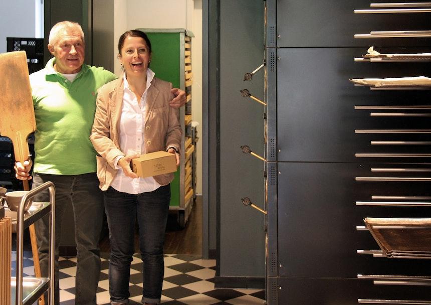 Iwona und Frank Fahland