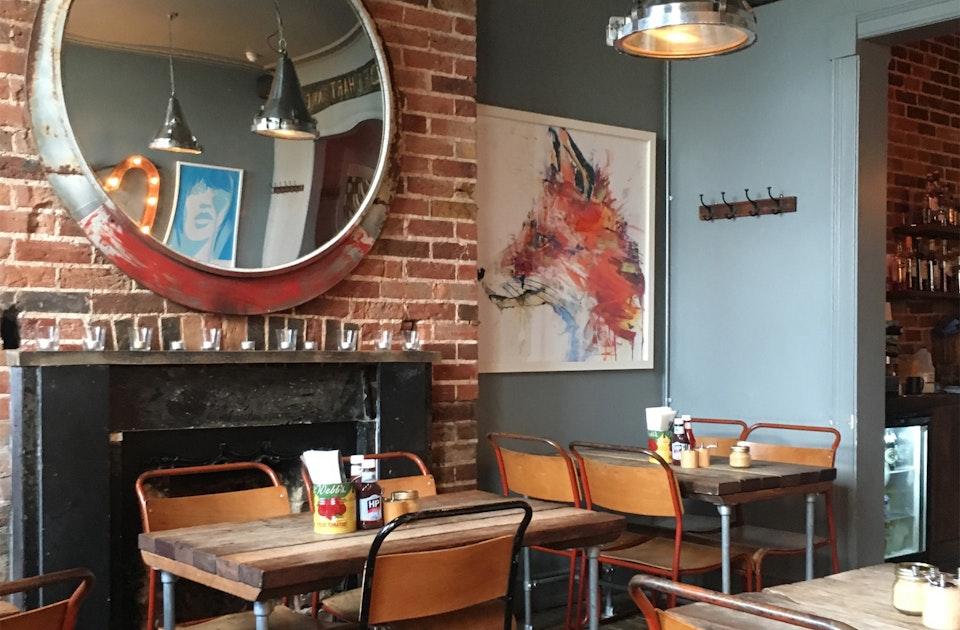 Artist Residence Café & Frühstücksraum