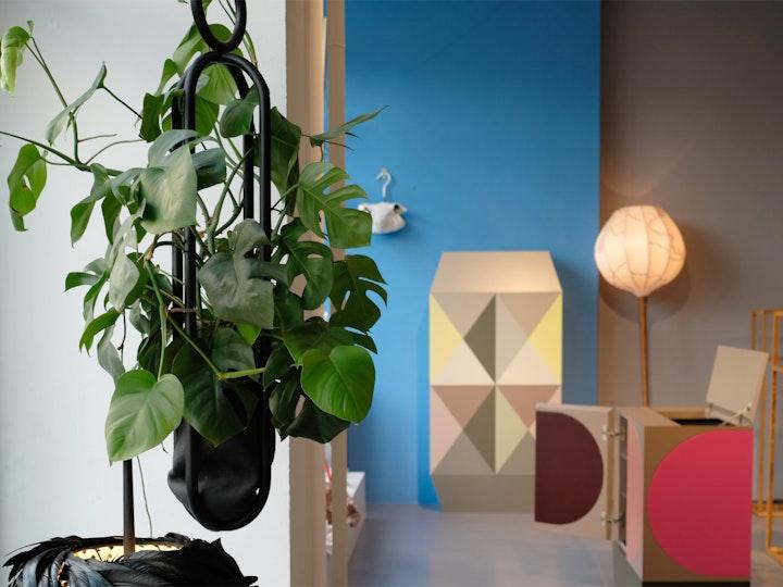 Blumenampel, Design Zascho Petkow, Atelier Haußmann
