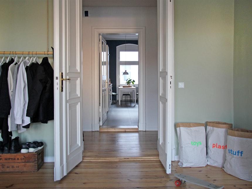 Budget Interior Ein Wg Zimmer Im Berliner Altbau 11