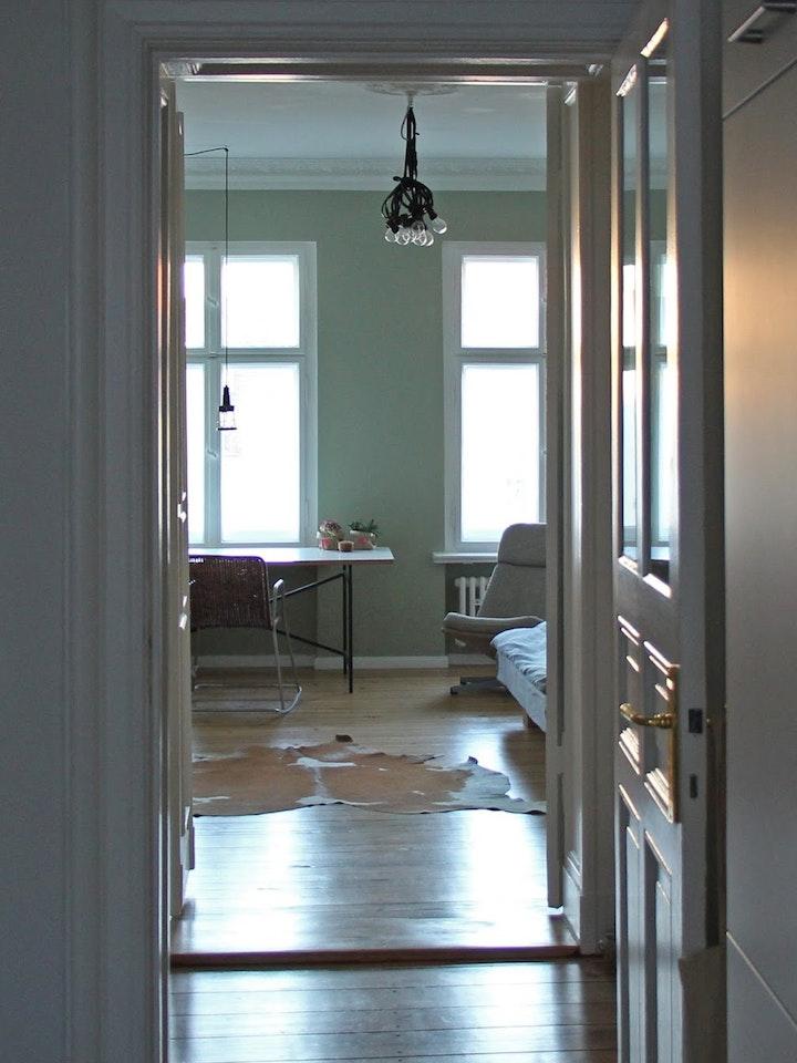 Budget Interior Ein Wg Zimmer Im Berliner Altbau 13