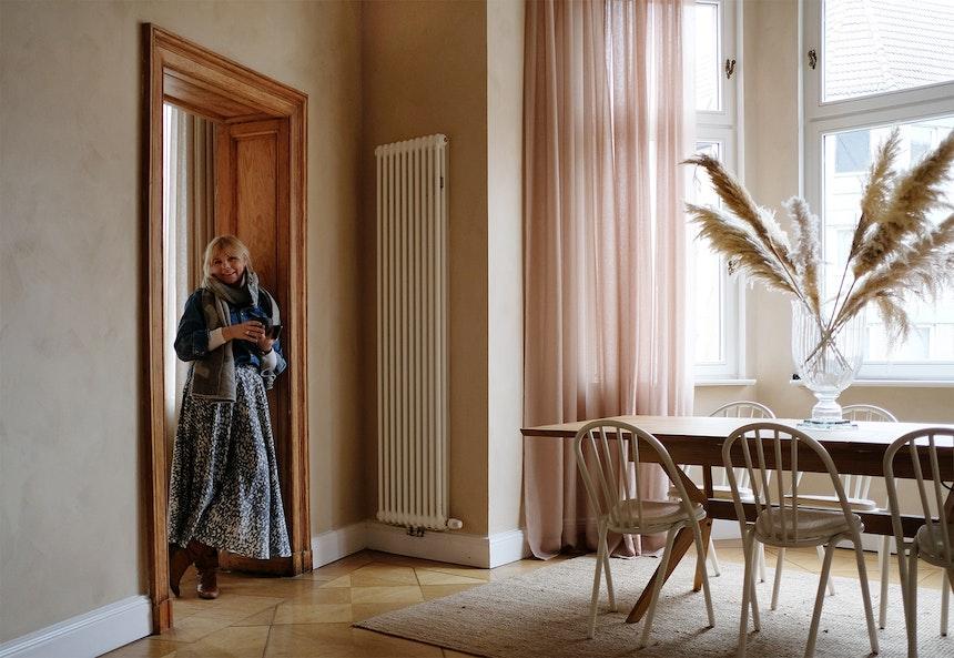 Coffee, Interview & Besichtigung